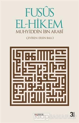 Fusus El-Hikem - Muhyiddin İbn Arabi-   Yeni ve İkinci El Ucuz Kitabın