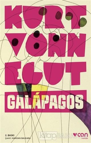 Galapagos - Kurt Vonnegut-   Yeni ve İkinci El Ucuz Kitabın Adresi