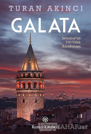Galata - Turan Akıncı   Yeni ve İkinci El Ucuz Kitabın Adresi