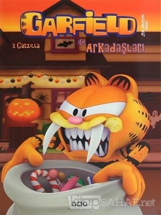 Garfield İle Arkadaşları 3 - Catzilla - Jim Davis | Yeni ve İkinci El