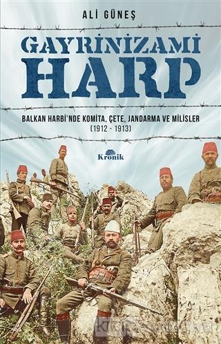 Gayrinizami Harp - Ali Güneş   Yeni ve İkinci El Ucuz Kitabın Adresi