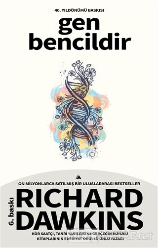 Gen Bencildir - Richard Dawkins | Yeni ve İkinci El Ucuz Kitabın Adres