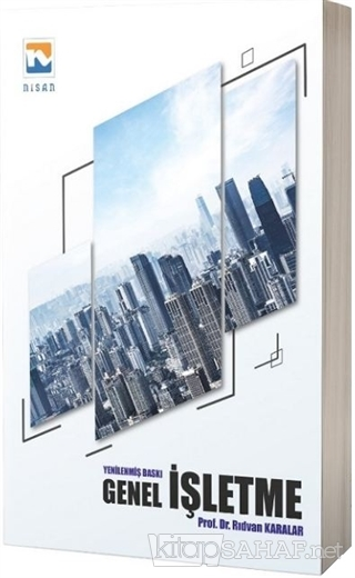 Genel İşletme - Rıdvan Karalar   Yeni ve İkinci El Ucuz Kitabın Adresi