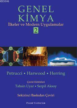 Genel Kimya Cilt 2 Soru Çözümleri - F. Geoffrey Herring   Yeni ve İkin