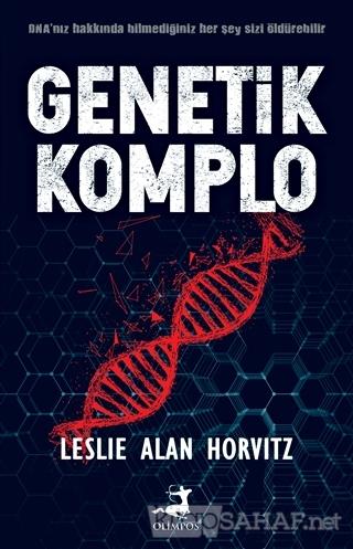 Genetik Komplo - Leslie Alan Horvitz | Yeni ve İkinci El Ucuz Kitabın