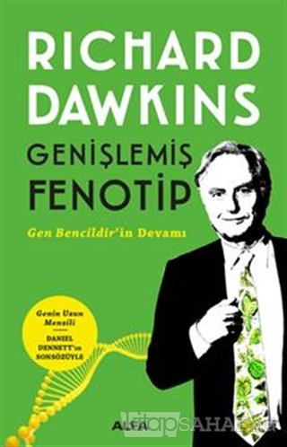 Genişlemiş Fenotip - Richard Dawkins   Yeni ve İkinci El Ucuz Kitabın