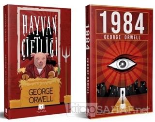 George Orwell Seti (2 Kitap Takım) - George Orwell | Yeni ve İkinci El