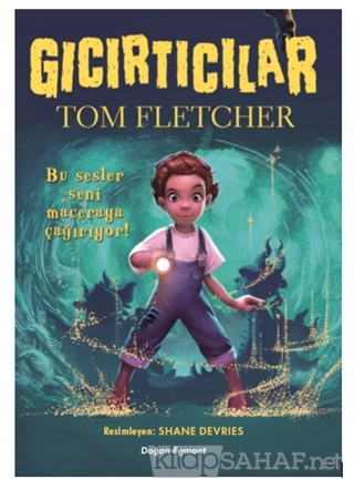 Gıcırtıcılar - Tom Fletcher | Yeni ve İkinci El Ucuz Kitabın Adresi
