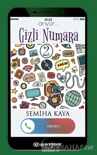Gizli Numara 2 - Semiha Kaya   Yeni ve İkinci El Ucuz Kitabın Adresi