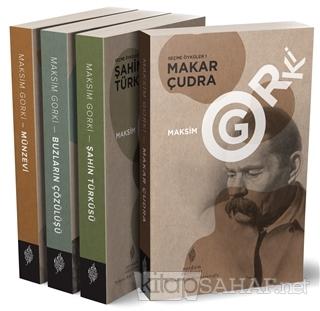 Gorki Seçme Öyküler (4 Cilt Takım) - Maksim Gorki   Yeni ve İkinci El