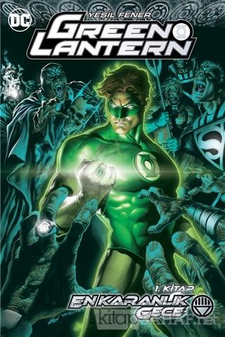 Green Lantern - En Karanlık Gece 1. Kitap - Geoff Johns | Yeni ve İkin