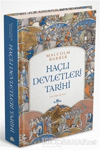 Haçlı Devletleri Tarihi (Ciltli) - Malcolm Barber   Yeni ve İkinci El