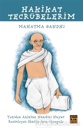 Hakikat Tecrübelerim - Mahatma Gandhi-   Yeni ve İkinci El Ucuz Kitabı