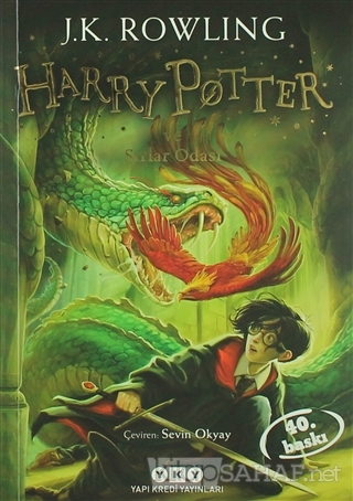 Harry Potter ve Sırlar Odası - 2 - J. K. Rowling | Yeni ve İkinci El U