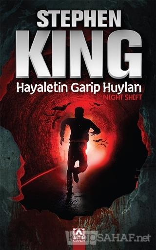 Hayaletin Garip Huyları - Stephen King | Yeni ve İkinci El Ucuz Kitabı