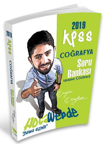 2019 KPSS Coğrafya Tamamı Çözümlü Soru Bankası - Engin Eraydın | Yeni