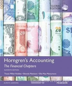 Horngren's Accounting - Brenda L. Mattison | Yeni ve İkinci El Ucuz Ki