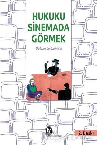 Hukuku Sinemada Görmek - Kolektif | Yeni ve İkinci El Ucuz Kitabın Adr