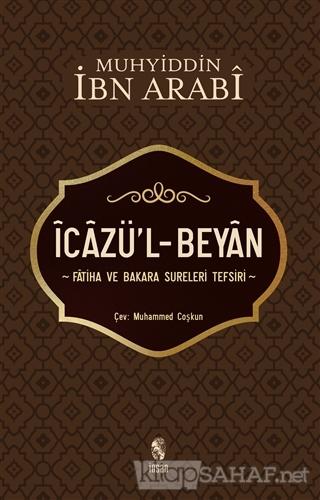 İcazü'l - Beyan - Muhyiddin İbn Arabi-   Yeni ve İkinci El Ucuz Kitabı