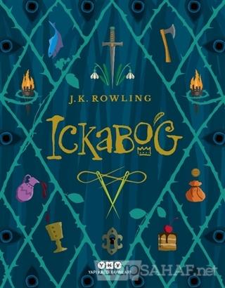 Ickabog - J. K. Rowling | Yeni ve İkinci El Ucuz Kitabın Adresi