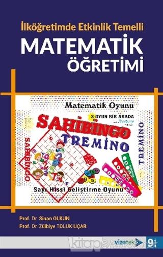 İlköğretimde Etkinlik Temelli Matematik Öğretimi - Sinan Olkun | Yeni