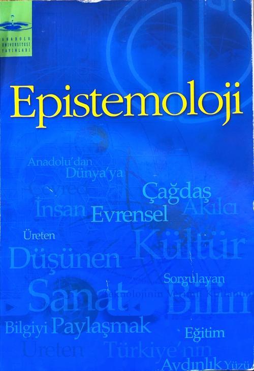 aöf epistemoloji - DEMET TAŞDELEN | Yeni ve İkinci El Ucuz Kitabın Adr