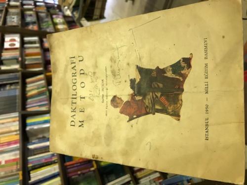 DAKTİLOGRAFİ METODU -   Yeni ve İkinci El Ucuz Kitabın Adresi