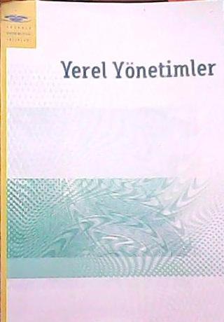 YEREL YÖNETİMLER - Nezih Varcan- | Yeni ve İkinci El Ucuz Kitabın Adre