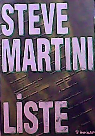 LİSTE - STEVE MARTINI | Yeni ve İkinci El Ucuz Kitabın Adresi