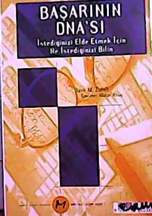 BAŞARININ DNA´SI - Kolektif | Yeni ve İkinci El Ucuz Kitabın Adresi