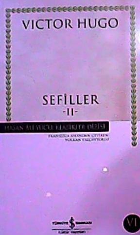 SEFİLLER CİLT 2 - VICTOR HUGO | Yeni ve İkinci El Ucuz Kitabın Adresi