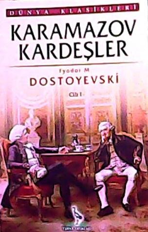 KARAMAZOV KARDEŞLER 2 CİLT TAKIM - Fyodor Mihayloviç Dostoyevski | Yen