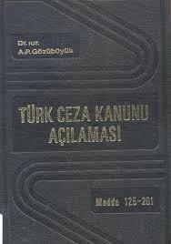 Türk Ceza Kanunu Açıklaması 2. ve 3. Cilt Takım - Abdullah Pulat Gözüb