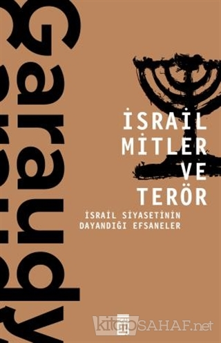 İsrail Mitler ve Terör - Roger Garaudy   Yeni ve İkinci El Ucuz Kitabı
