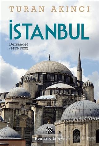 İstanbul - Turan Akıncı   Yeni ve İkinci El Ucuz Kitabın Adresi