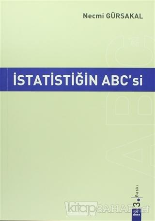 İstatistiğin ABC'si - Necmi Gürsakal | Yeni ve İkinci El Ucuz Kitabın