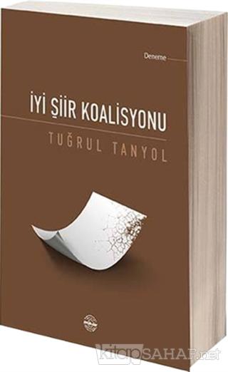 İyi Şiir Koalisyonu - Tuğrul Tanyol-   Yeni ve İkinci El Ucuz Kitabın