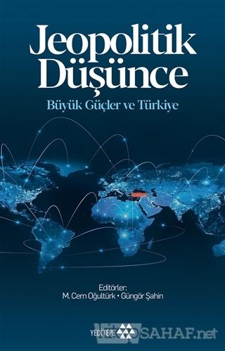 Jeopolitik Düşünce - Güngör Şahin | Yeni ve İkinci El Ucuz Kitabın Adr