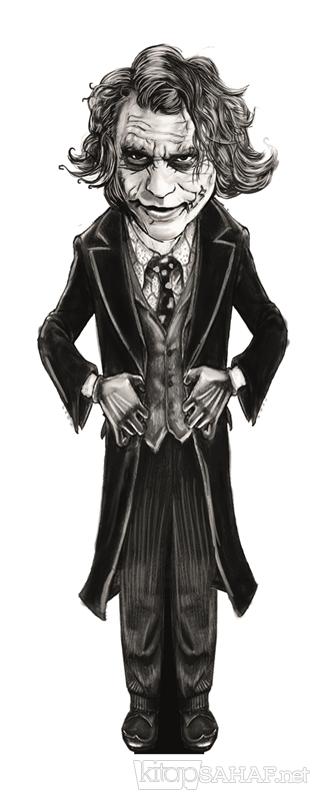 Joker (Karikatür) - Ayraç -   Yeni ve İkinci El Ucuz Kitabın Adresi