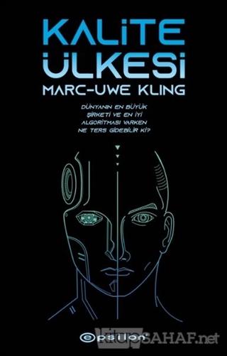 Kalite Ülkesi - Marc-Uwe Kling | Yeni ve İkinci El Ucuz Kitabın Adresi