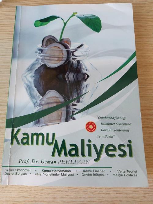 Kamu Maliyesi - Osman Pehlivan | Yeni ve İkinci El Ucuz Kitabın Adresi