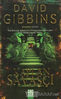 Kaplan Savaşçı - David Gibbins | Yeni ve İkinci El Ucuz Kitabın Adresi