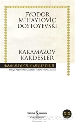 Karamazov Kardeşler - Fyodor Mihayloviç Dostoyevski | Yeni ve İkinci E