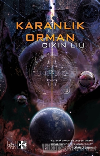 Karanlık Orman - Cixin Liu | Yeni ve İkinci El Ucuz Kitabın Adresi