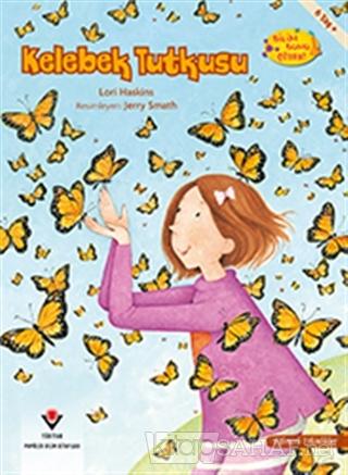 Kelebek Tutkusu - Bilim Bunu Çözer - Lori Haskins   Yeni ve İkinci El