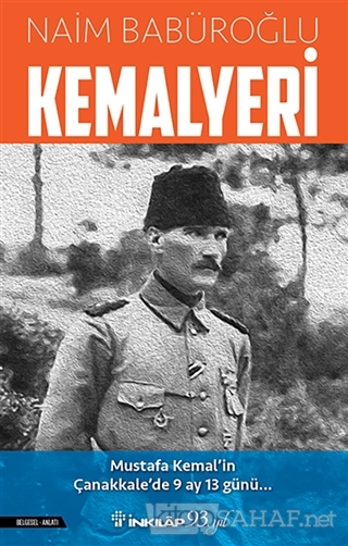 Kemalyeri - Naim Babüroğlu | Yeni ve İkinci El Ucuz Kitabın Adresi