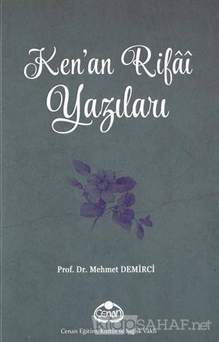 Ken'an Rifai Yazıları - Mehmet Demirci- | Yeni ve İkinci El Ucuz Kitab