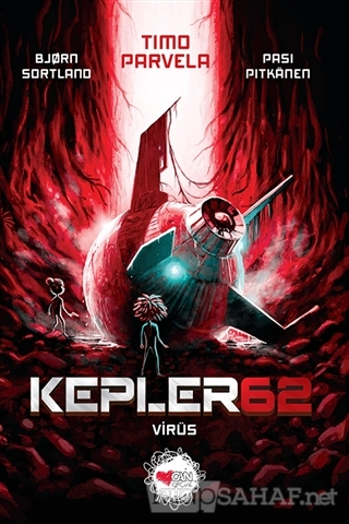 Kepler 62: Virüs - Timo Parvela   Yeni ve İkinci El Ucuz Kitabın Adres