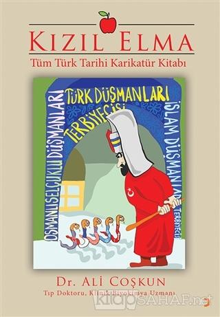 Kızıl Elma - Ali Coşkun | Yeni ve İkinci El Ucuz Kitabın Adresi