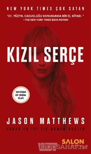 Kızıl Serçe - Jason Matthews | Yeni ve İkinci El Ucuz Kitabın Adresi